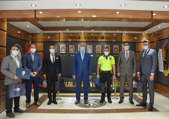 Adıyaman'da ayın polisleri ödüllendirildi