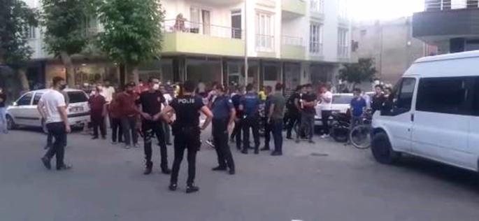 Adıyaman'da iki grup arasında kavga: 2 gözaltı