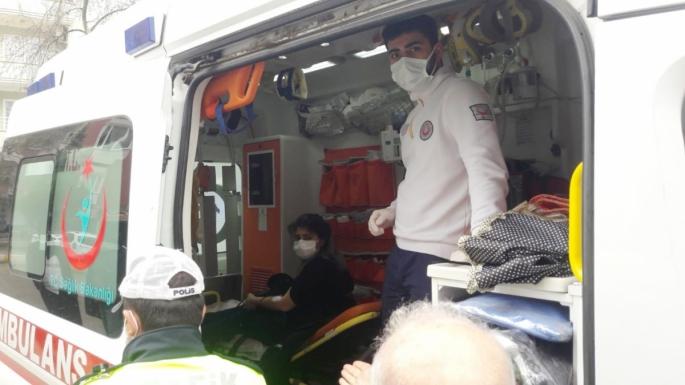 Adıyaman'da Otomobilin çarptığı yaya yaralandı