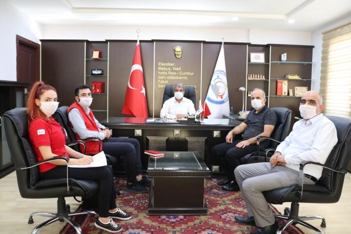 Adıyaman'da Türk Kızılay Toplum Merkezi kurulacak