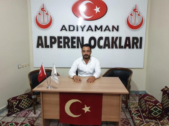 Alperen ocaklarından Azerbaycan ordusuna destek