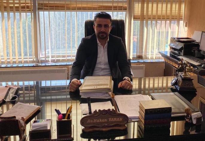 Av. Varan Baro Başkanlığı için adaylığını açıkladı