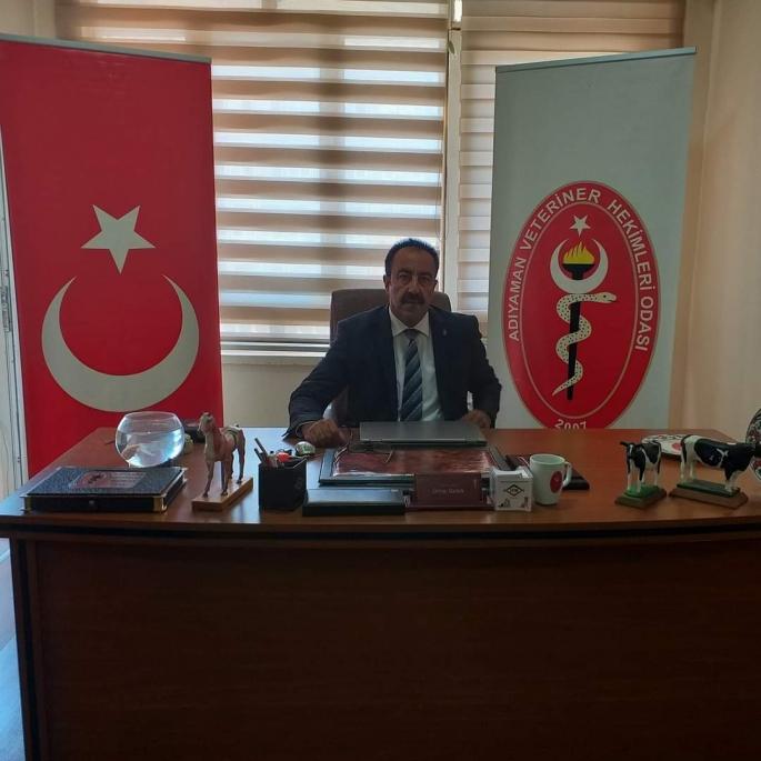 Başkan Öztürk'ten 'Dünya Kuduz Günü' açıklaması