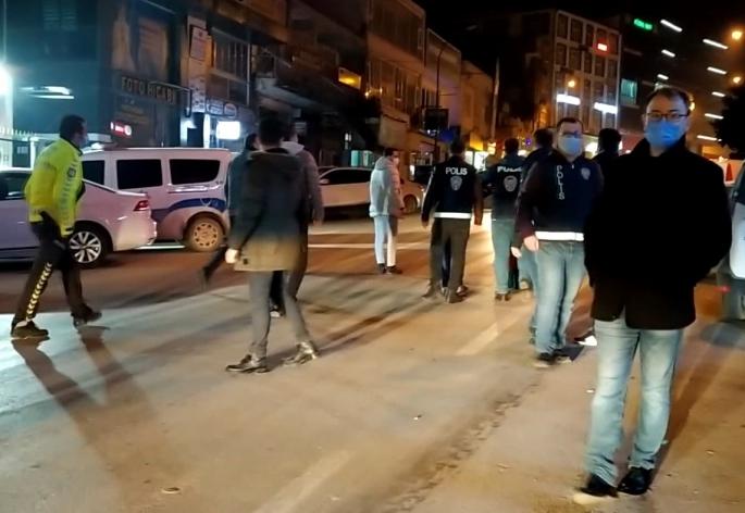 Besni'de iki grup arasında kavga: 2 yaralı 9 gözaltı