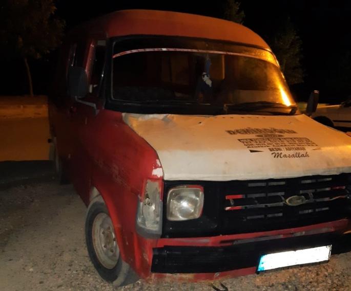 Besni'de küçükbaş hayvan hırsızlığı: 2 gözaltı