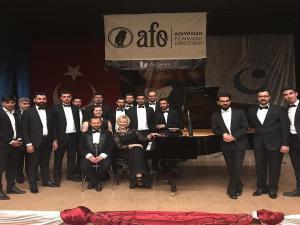 5. Adıyaman Uluslararası Müzik Festivalinden Büyük Final