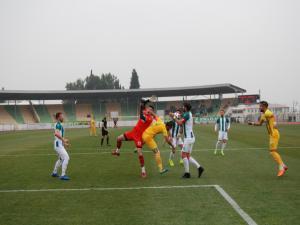 Adıyaman 1954 Spor 3-1 Mağlup Oldu