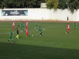 Adıyaman 1954 Spor:7- Elbistan Spor Kulübü: 0