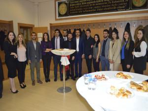Adıyaman'da 5 Nisan Avukatlar Günü Kutlaması
