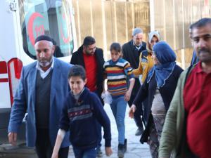 Adıyaman'da 58 Öğrenci Hastaneye Kaldırıldı