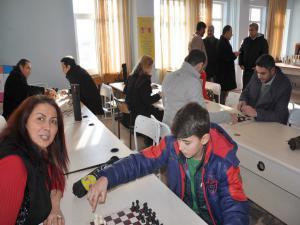 Adıyaman'da 6 okulda Satranç Sınıfı Açıldı