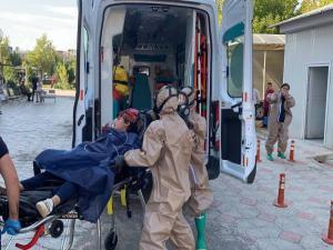 Adıyaman'da Köylüler Tek Tek Hastaneye Sevk Ediliyor