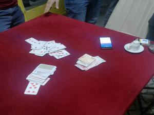 Adıyaman'da kumar operasyonu:4 gözaltı