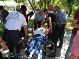 Adıyaman'da Parkta Silahlı Kavga: 3 Yaralı