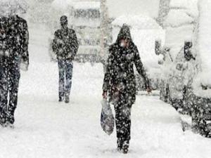 Adıyaman'da Şiddetli Yağmur Ve Kar Uyarısı