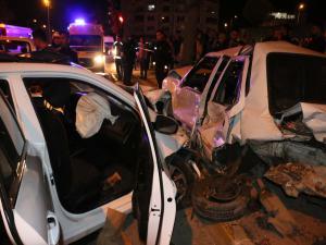 Adıyaman'da Zincirleme Kaza: 15 Yaralı