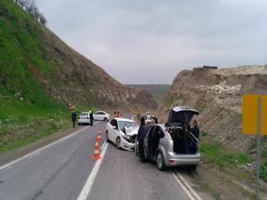 Adıyaman'da Zincirleme Trafik Kazası: 7 Yaralı