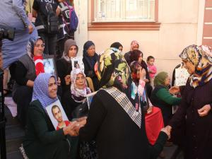 Adıyamanlı Kadınlardan Diyarbakır Annelerine Destek