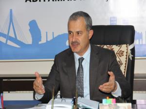 Ak Parti İl Başkanından Taşeron Açıklaması