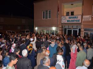 Besni Suvarlı'da Seçime Gidiliyor
