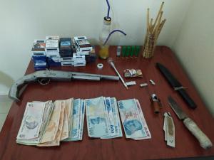 Gölbaşı'nda Uyuşturucu Operasyonu: 3 Gözaltı