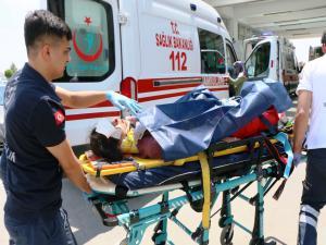 Hafif Ticari Araç Uçurumdan Yuvarlandı: 1 Ölü 5 Yaralı