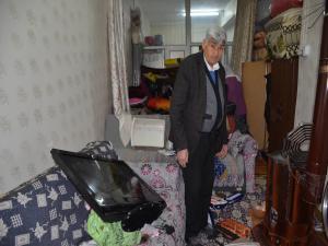 Hırsızlık İçin Girdikleri Evde Alem Yaptılar