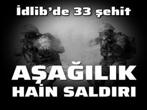 İdlib'den Kahreden Haber