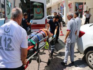 İncir Ağacından Düşen Kadın Yaralandı