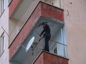 İntihar Etmek İsteyen Şahsı Polis İkna Etti
