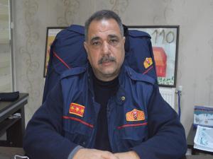 İtfaiye Müdürü Ahmet Çelik'ten Önemli Uyarılar