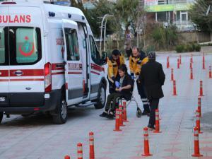 Kahta'da Sobadan Zehirlenen 9 Kişi Hastaneye Kaldırıldı