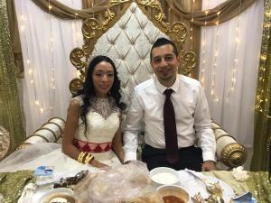 Parisli Gelin Türk Geleneklerine Göre Evlendi