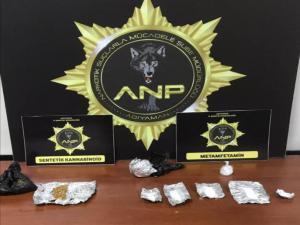Polis Uyuşturucu Tacirlerine Geçit Vermiyor