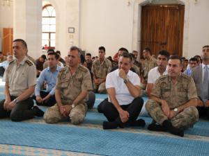 Şehitler İçin 180 Bin Hatim Duası İle Mevlit Okundu