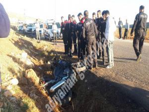 Şüpheli Aracı Kovalayan Polis Kaza Yaptı