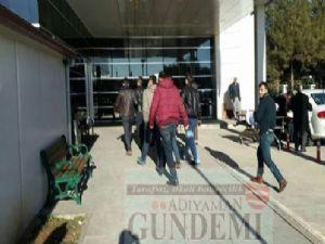 Adıyaman'da Üniversite Öğrencileri Arasında Kavga