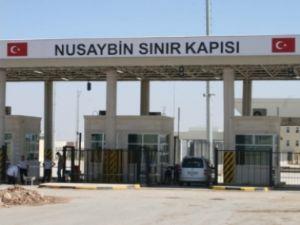 Suriye sınırında Türk askerleri ateş açtı