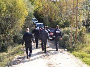 Adıyaman'da Hırsız Polis Kovalamacası