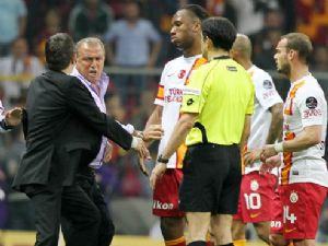 Galatasaray'dan tahkim açıklaması
