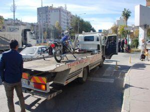 Nihayet Tehlike Saçan Motosikletlerin Peşine Düşüldü
