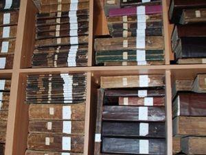 TİKA Osmanlı arşivlerini kurtardı