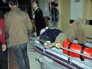 Gerger'de Feci Kaza; 6 Yaralı