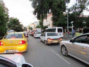 Trafik Sorunu Adıyaman'ı Alt Üst Etti
