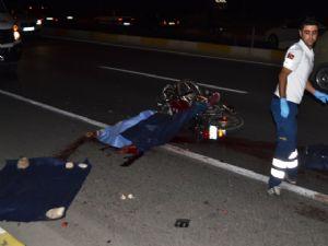 Adıyaman'da Motosiklet Kazası; 1 Ölü 2 Yaralı
