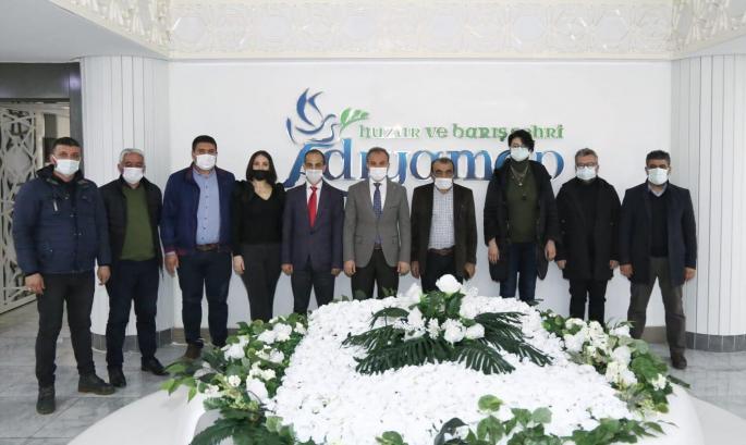 İGF'den Başkan Kılınç'a Ziyaret
