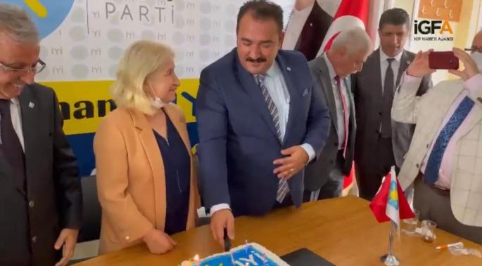 İYİ Parti 4. Kuruluş yıldönümünü Kutladı