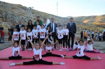 Adıyaman'da Amatör Spor Haftası Kutlamaları Başladı
