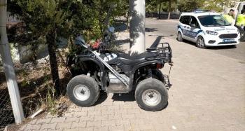 Adıyaman'da ATV aracı devrildi: 2 yaralı