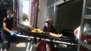 Adıyaman'da balkondan düşen 7 yaşındaki çocuk yaralandı